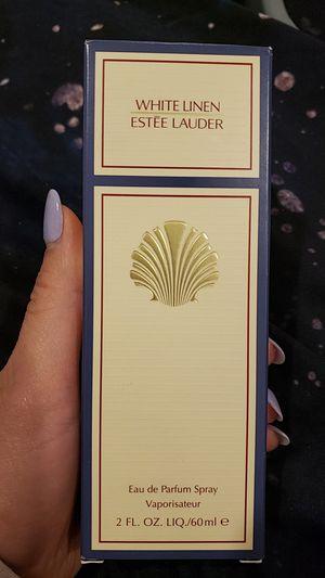 White linen Estee Lauder perfum for Sale in Queens, NY
