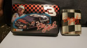 Dale Earnhardt playing cards and a new Zippo Dale Earnhardt Edition for Sale in Tabernacle, NJ