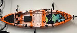 Brand New 10ft Hammerhead Fishing Kayak w/ rutter for Sale in Amelia Court House, VA