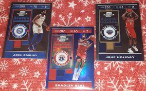 """3"" Optic Season Ticket Contenders! Joel Embiid! Jrue Holiday!! Bradley Beal!!! for Sale in Tacoma, WA"