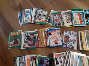 Baseball cards over 200 from late 90s to 2008 for Sale in Denver, CO