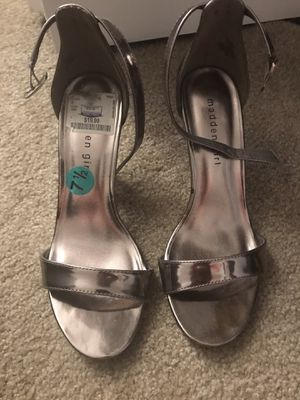 Madden Girl ankle strap heels for Sale in Shrewsbury, MA