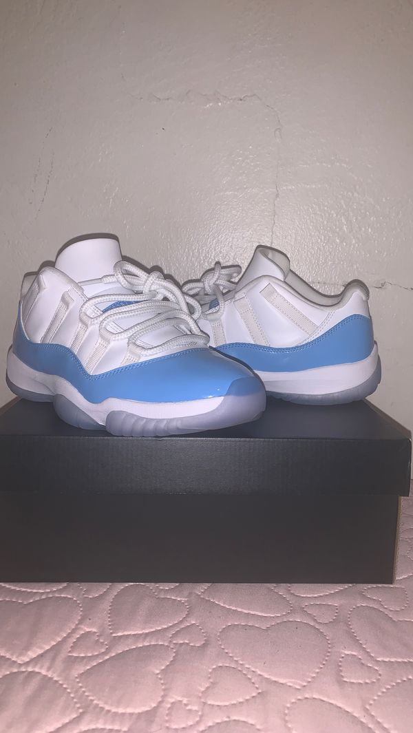 Jordan 11s unc size 8