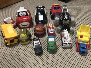 14 Assorted Toy Big Cars for Sale in Chicago, IL
