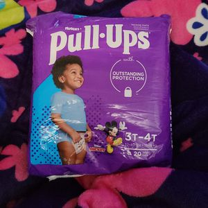 Huggies Pull ups 3t/4t for Sale in Los Angeles, CA