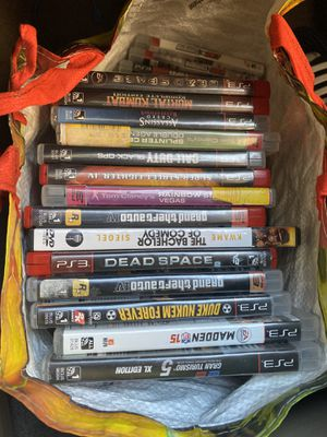 30$ ps3 for Sale in San Francisco, CA
