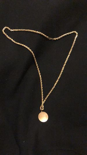 18 inch REAL Solid Gold Chain for Sale in Germantown, MD