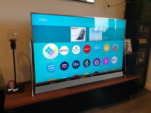 60 samsung 4k hdr smart TV for Sale in Bradenton, FL