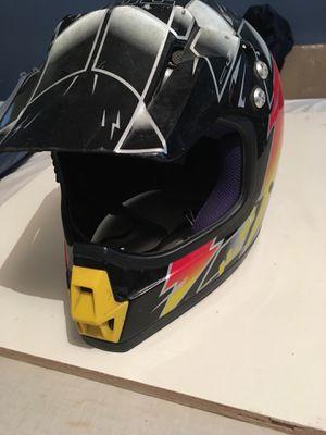 HJC (XL) dirt bike helmet for Sale in Washington, DC