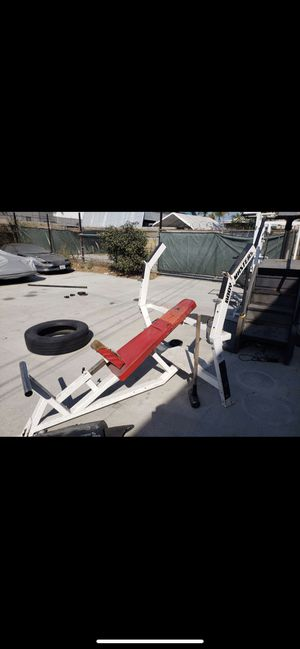 Body masters bench for Sale in South Gate, CA