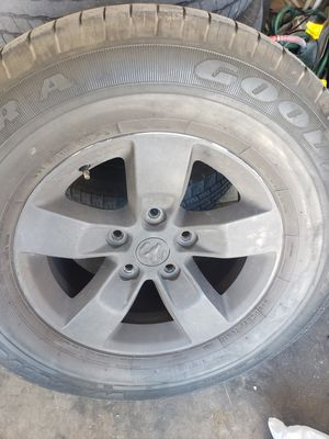 Dodge Ram stock 17inch for Sale in Long Beach, CA