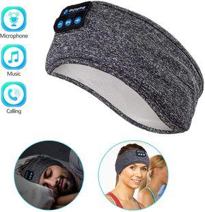 Perytong Bluetooth Sleep Headphones Wireless Sports Headband for Sale in Los Angeles, CA