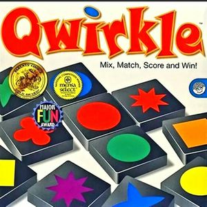 Qwirkle Board Game- Never Used for Sale in Mound, MN