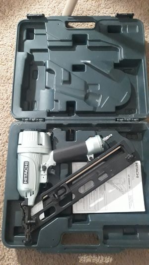 Hitachi nail gun for Sale in Pasadena, TX