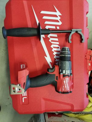 Milwaukee m18 fuel for Sale in Wasco, CA