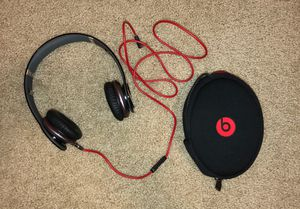 Solo HD Beats by Dre - ONE OF TWO SETS for Sale in Bonney Lake, WA