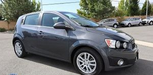 2018 Chevy sonic for Sale in Dallas, TX