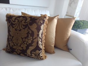 Damask Pillows for Sale in West Palm Beach, FL