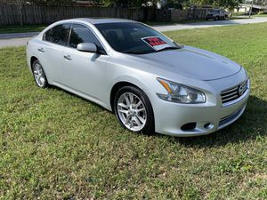 2014 Nissan Maxima S for Sale in Margate, FL