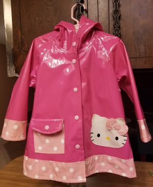 HELLO KITTY WESTERN CHIEF TODDLER RAINCOAT for Sale in Belle Isle, FL