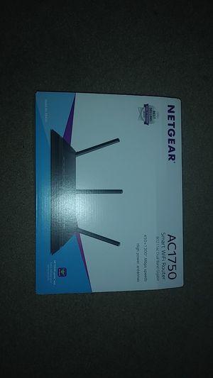 Netgear AC1750 Smart WiFi Router for Sale in Clearwater, FL