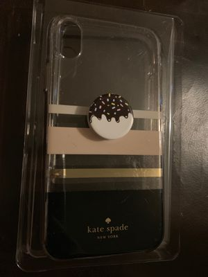 iPhone XR Kate Spade phone case for Sale in Arlington, TX