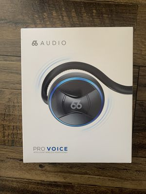 pro voice 66 audio blue for Sale in Los Angeles, CA