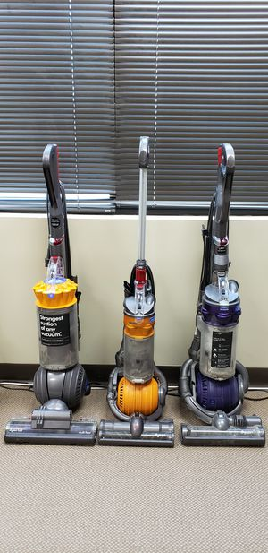 Various DYSON Uprights for Sale in Sterling, VA