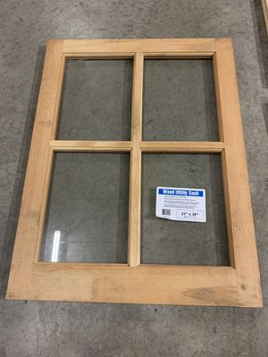 "New Wooden Barn Sash Window 22 x 29"" Barns sheds garages for Sale in Fresno, CA"