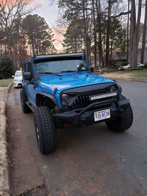 2012 jeep wrangler unlimited sport for Sale in Richmond, VA