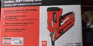 Cordless XP framing nailer bypl Paslode for Sale in Detroit, MI