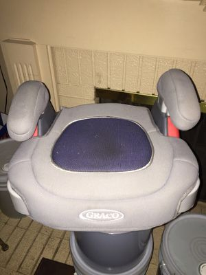 Graco Backless Booster Seat for Sale in Detroit, MI