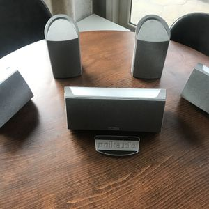 Polk Audio 5.1 Surround Sound W/subwoofer for Sale in Cupertino, CA