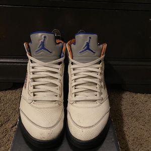 Jordan Retro Knick 5s Size 10.5 for Sale in Tacoma, WA