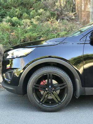 """Black Wheels Rim 20"""" for Sale in Los Angeles, CA"""