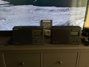 Two C Crane Radios for Sale, used for sale  HUNTINGTN BCH, CA