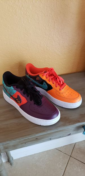 Brand New Nike Air Force 1 LV8 Size 7 Youth for Sale in Pembroke Pines, FL