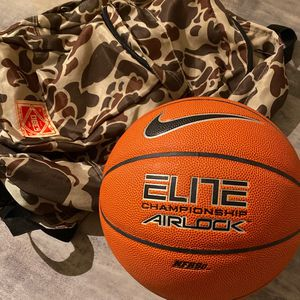 Nike Basketball With Free Obey Backpack for Sale in Seattle, WA