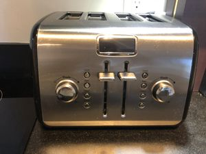KitchenAid 4 slice toaster for Sale in Miami, FL