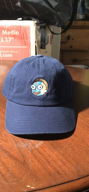 Rick and Morty pride navy blue baseball hat for Sale in Mesquite, TX