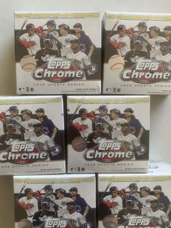Topps Chrome Baseball cards for Sale in La Puente,  CA