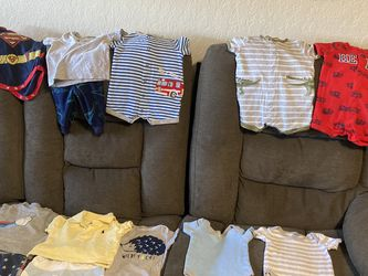 Baby Boy Bundle 0-3 Months for Sale in Pomona,  CA
