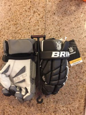 ALL Brand New Lacrosse Equipment for Sale in Suffolk, VA