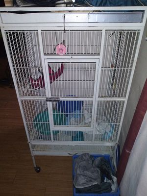 Large bird cage for Sale in Columbus, OH