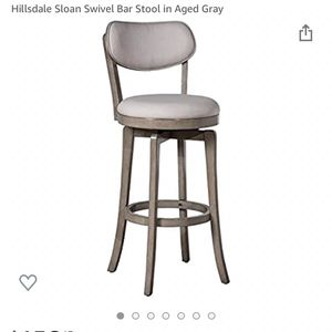 Bar Stool Swivel Chair for Sale in Anderson, SC