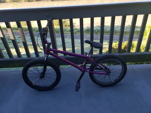 WE THE PEOPLE BMX BIKE!!! for Sale in Puyallup, WA