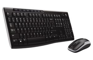 Wireless Logitech keyboard and mouse mk270 full-size wireless combo (new) for Sale in San Diego, CA