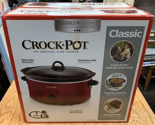 Crock-Pot 7 Quart Slow Cooker for Sale in Palos Hills,  IL