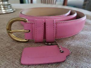 Vintage COACH Belt for Sale in San Diego, CA