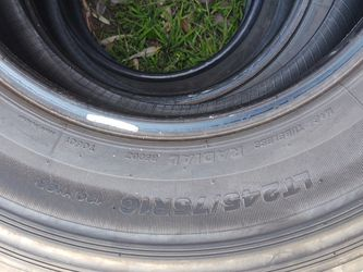 Free Tires LT245/75/R16 for Sale in Hayward,  CA